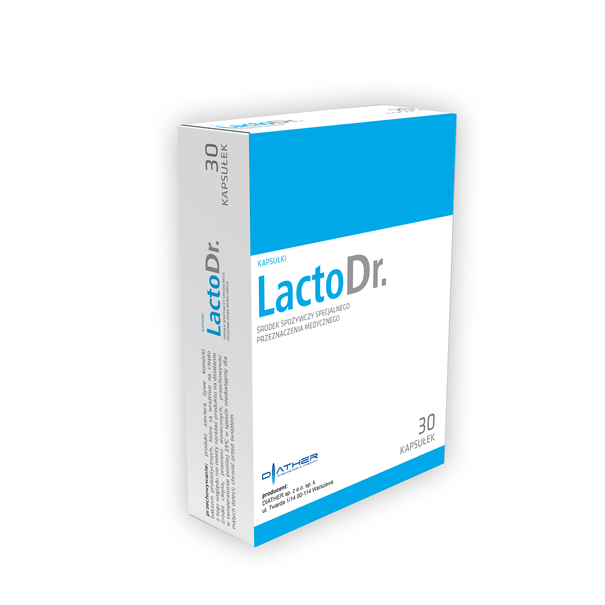 LactoDr. 20 kaps./ 30 kaps.