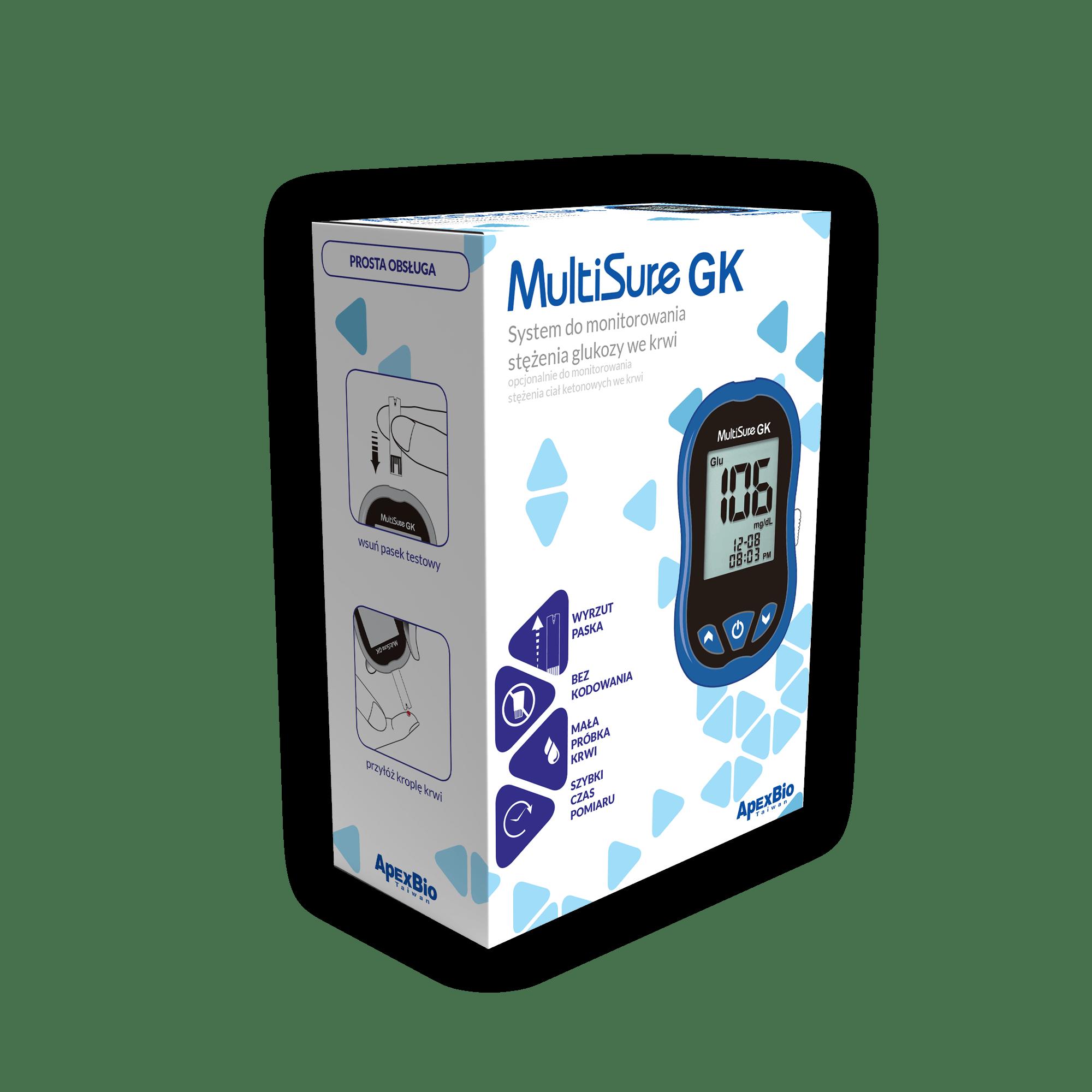 MultiSure GK aparat