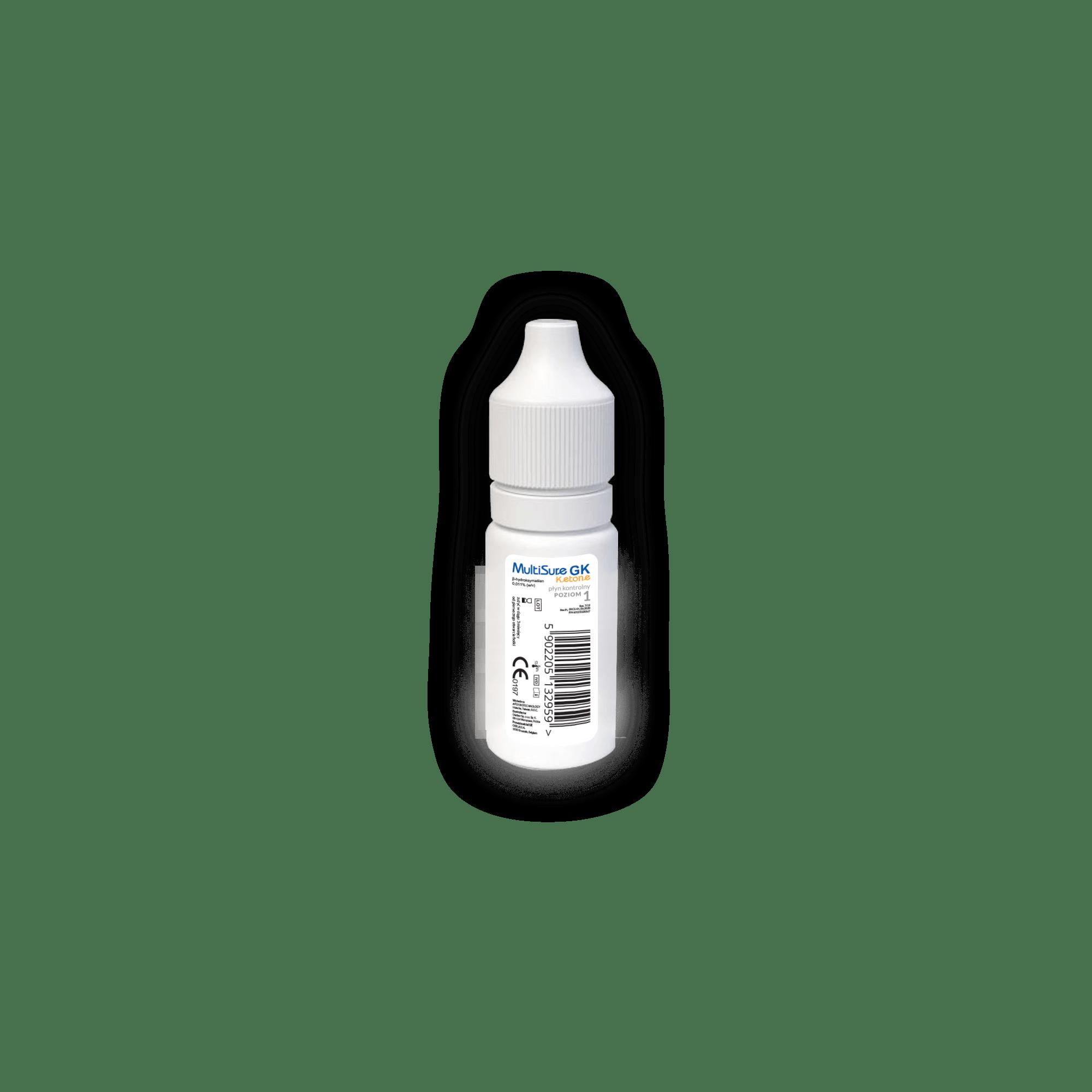 MultiSure GK Ketone płyn kontrolny