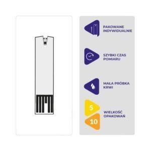 MultiSure GK Ketone paski testowe-galeria-4