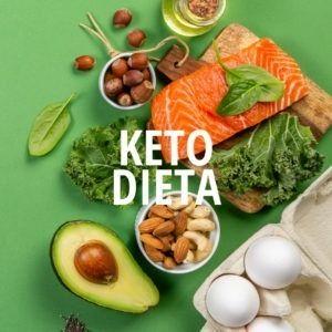 produkty w diecie ketogenicznej